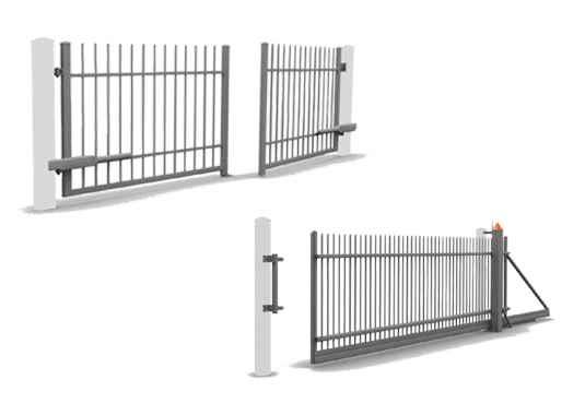 автоматика за портални врати