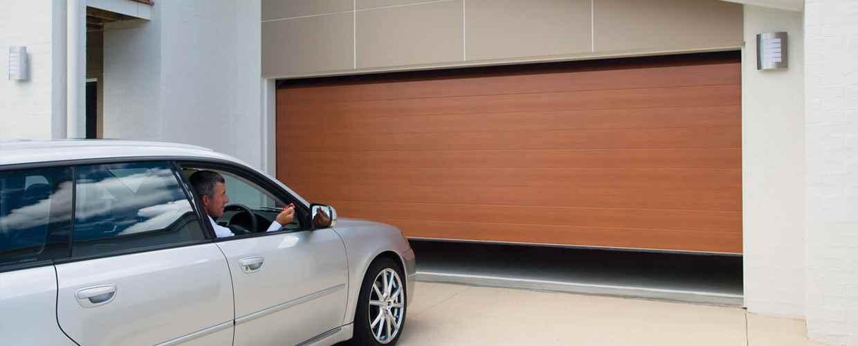 задвижване за гаражни врати