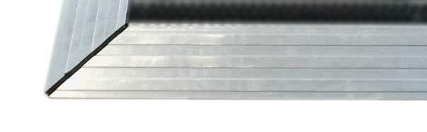 алуминиева рамка за изтривалки