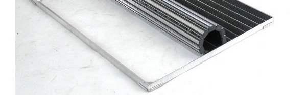 рамка за алуминиева изтривалка