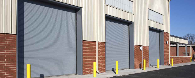 ролетни индустриални врати
