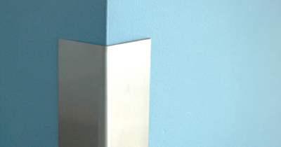 метален ъглов протектор