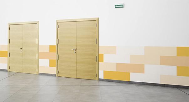декоративна защита за стени