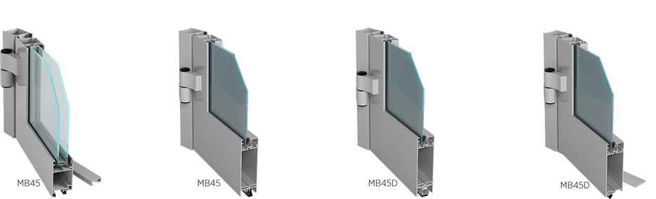 димоуплътнени врати, фиксове и прозорци