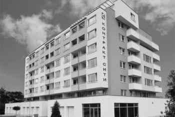 Контракт Сити - гр. София, България