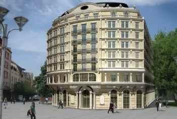 Хотел Мериот - гр. Скопие, Македония